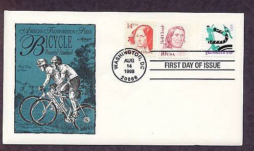 Bicycle, First Issue USA