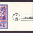 Love Postage Stamp, Puppy, First Issue AM 1986 USPS USA
