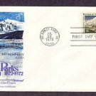 National Parks Centennial, Mount McKinley National Park, Alaska, First Issue USA