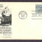 100th Anniversary National Academy of Sciences, First Issue USA