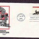 Ely's No. 10, 1881 Steam Locomotive, AM First Issue USA