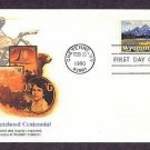 Centennial Wyoming Statehood, High Mountain Meadows by Conrad Schwiering, First Issue