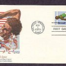 1980 Olympics, High Jump, FW First Issue USA