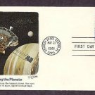Probing the Planets, Pioneer 10, Kennedy Space Center, First Issue USA