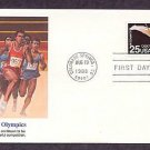 1988 Summer Olympics, Seoul, South Korea, Gymnast on Rings, FW First Issue USA