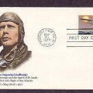 Charles Lindbergh Transatlantic Flight, Aviation, Fleetwood First Issue USA