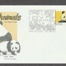 Giant Panda Bear, Ailuropoda melanoleuca, AM First Issue USA