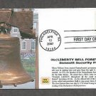 Liberty Bell, Forever Stamp, Symbol of America's Fight for Independence, 2007 First Issue