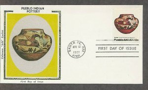 Pueblo Indian Pottery Art, Acoma, School of American Research, First Issue, USA