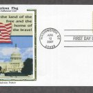 American Flag, U.S. Capitol, CS 2007 First Issue USA
