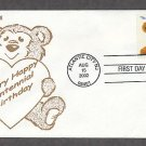 Teddy Bear Centennial, Ideal Bear circa 1905, First Issue USA