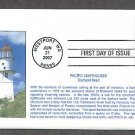 Pacific Lighthouses, Diamond Head, Hawaii, First Issue USA