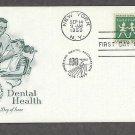 American Dental Association, Dentist, Dental Health, 1959 First Issue USA