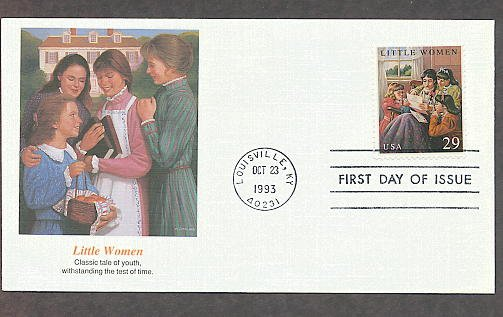 Youth Classic Books Louisa May Alcott's LITTLE WOMEN FW 1979 First Issue USA