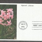 Garden Flowers, Hyacinth, Mystic First Issue USA
