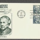 Honoring Frank Lloyd Wright Architecture 1966 FW First Issue FDC USA!