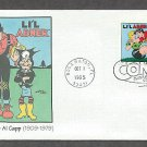 LI'L Abner by Al Capp, Classic Comics, First Issue USA!