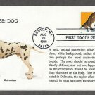 Dalmatian Dog, Bright Eyes, First Issue USA!