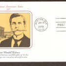 Honoring U.S. Supreme Court Justice Oliver Wendell Holmes, FW First Issue USA