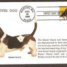 Basset Hound Dog Bright Eyes First Issue USA