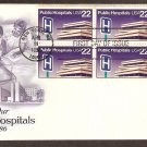 Saluting Our Public Hospitals, Nurse with Baby and Mother, 1986 First Issue USA