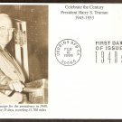 President Harry S. Truman, First Issue USA 1940s Celebrate the Century
