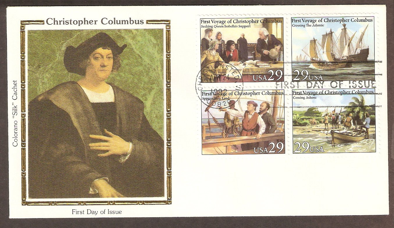 the voyage of christopher columbus The journal of christopher columbus (during his first voyage.