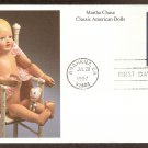 Classic American Dolls, Martha Chase Doll, Mystic First Issue USA