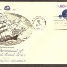 Bicentennial of America's Postal Service, First Issue USA