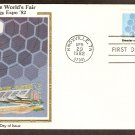Knoxville World's Fair, Breeder Reactor 1982 CS First Issue USA