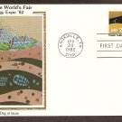 Knoxville World's Fair, Fossil Fuels 1982 CS First Issue USA