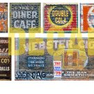 HO Scale Ghost Sign Decals #5