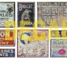 HO Scale Ghost Sign Decals #15