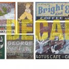 HO Scale Ghost Sign Decals #28