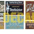 N Scale Ghost Sign Decals #16