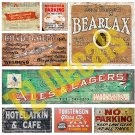 O Scale Ghost Sign Decals #6