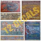 O Scale Ghost Sign Decals #14