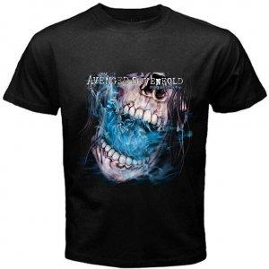 AVENGED SEVENFOLD Music Style 2 tee T shirt S M L XL 2XL Size