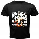 BRUCE SPRINGSTEEN AND THE E STREET BAND WRECKING BALL TOUR CD 2style Tee T shirt S M L XL 2XL Size