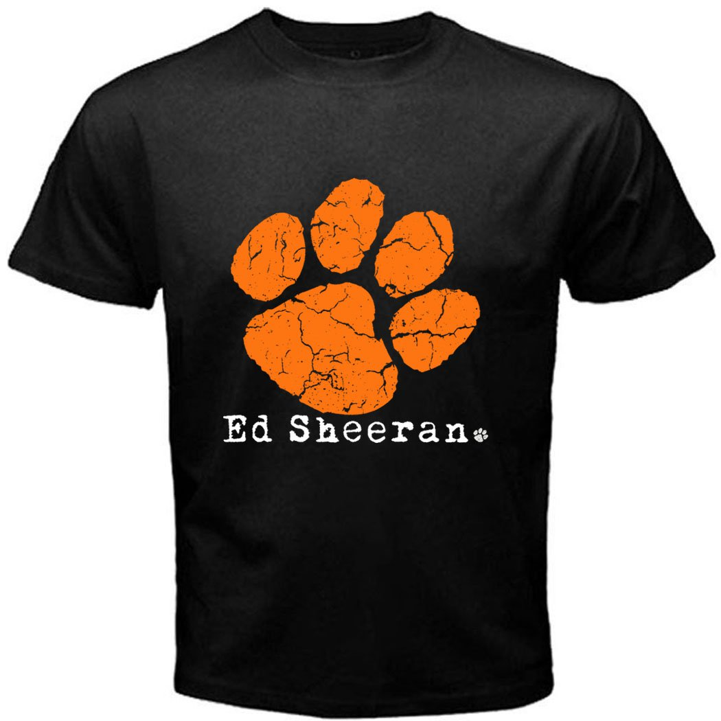 01 i love i paw ed sheeran t shirt cd album music band. Black Bedroom Furniture Sets. Home Design Ideas