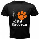 02 I Love I Paw Ed Sheeran T-Shirt CD Album MUSIC BAND CONCERT TOUR Tee T shirt S M L XL 2XL Size