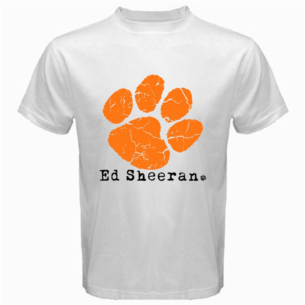 04 i love i paw ed sheeran t shirt cd album music band. Black Bedroom Furniture Sets. Home Design Ideas