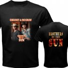 New Brothers of the Sun Tour 2012 Chesney & Mc Graw DVD Ticket T shirt S M L XL Size pic2