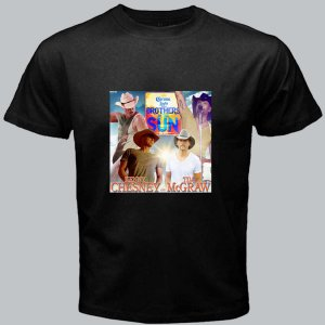 New Brothers of the Sun Tour 2012 Chesney & Mc Graw DVD Ticket T shirt S M L XL Size pic12