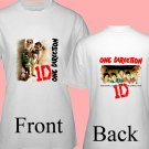 "1D One Direction ""Up All Night"" Music CD DVD Album Ticket Concert Tour T shirt S M L XL Size pic5"