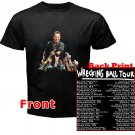 Bruce Springsteen and the E Street Band Wrecking Ball pict8 DVD Tickets Tour date 2012 Tee T- Shirt
