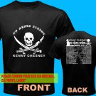 A07 Kenny Chesney No Shoes Nation Tour Date 2013 Tee T - Shirt SIZE S M L XL 2XL