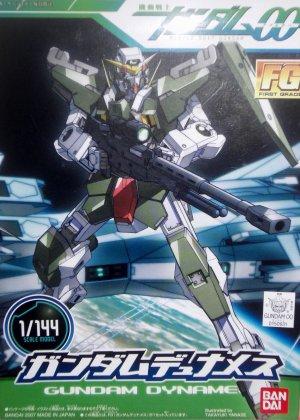 FG First Grade Gundam Dyname 1/144 Scale Model Kit