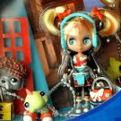 Blythe loves Littles Pet Shop Doll  Sightseeing Cute with 2 Pets #B13, 1860, 1861