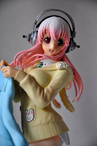 Sexy Sonico Change Cloth Everyday Life Coverage Special Figure